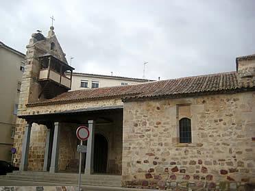 Iglesia de San Antolín de Zamora