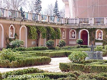 Palacio aranjuez for Los jardines de aranjuez