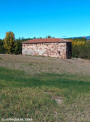 Ermita de San Juan, desde el sur