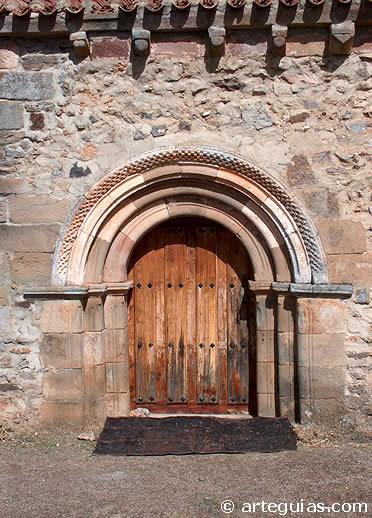 Puerta de la Ermita de Santa Julita