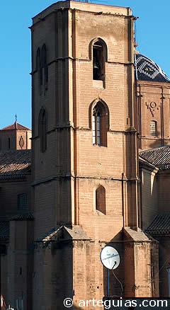 Campanario gótico