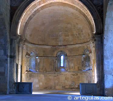 Ruta por el Románico urbano de la ciudad de Segovia